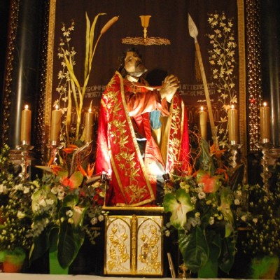 Modlitwa za kapłanów