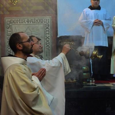 Święcenia kapłańskie cz II