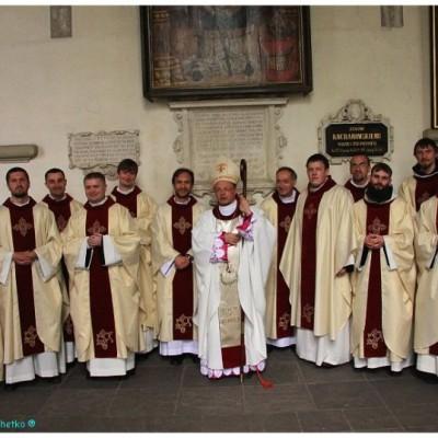 3.06. – święcenia kapłańskie