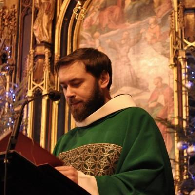 Kolędowanie u Franciszkanów
