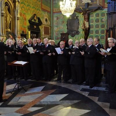 Cecylianie śpiewają już 90 lat