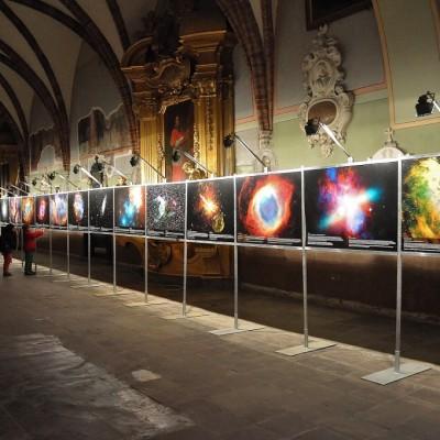 Wystawa Harmonia Sfer