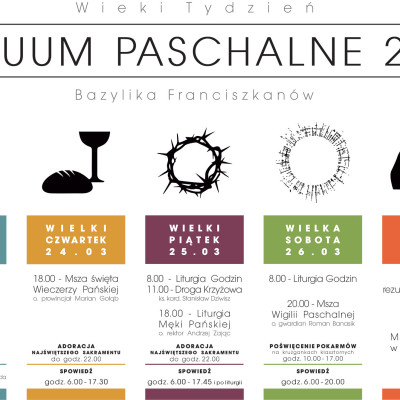 Triduum Paschalne 2016
