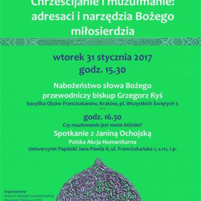 Krakowskie obchody Dnia Islamu w Kościele katolickim