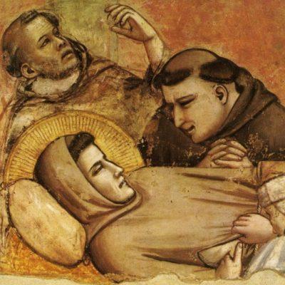 Triduum przed uroczystością św. Franciszka