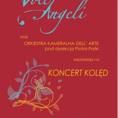 Koncert kolęd chóru Voce Angeli