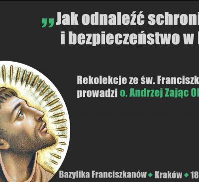 Rekolekcje ze św. Franciszkiem
