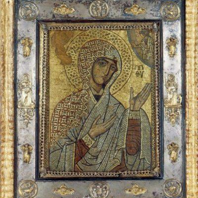 Siostry klaryski zapraszają na nabożeństwo przed wyjątkową ikoną Matki Bożej