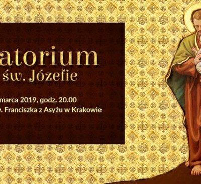 Oratorium o św. Józefie