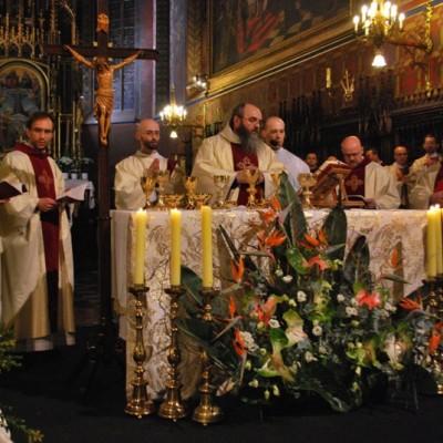 Liturgia Wielkiej Soboty 2012