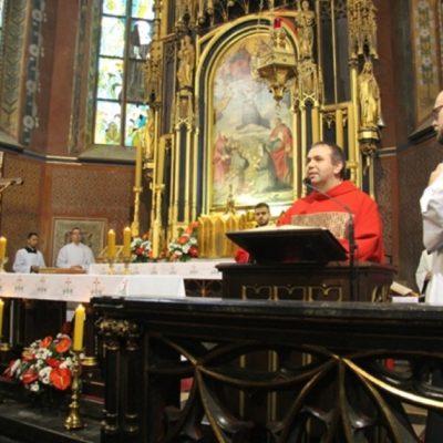 Inauguracja roku akademickiego w WSD Franciszkanów